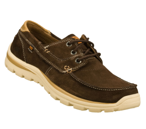 Brown Skechers Relaxed Fit: Superior - Darcio