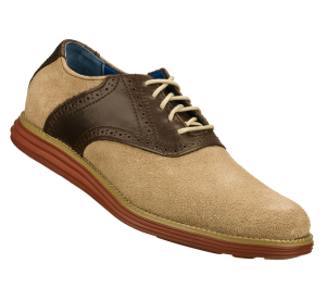 BrownNatural Skechers Harwood