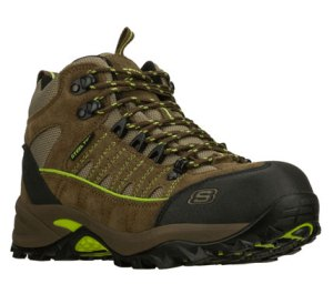 BlackBrown Skechers Work: Rambler - Climb