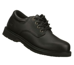 Black Skechers Work: Savant SR
