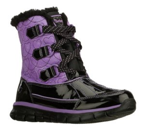 PurpleBlack Skechers Synergy - Loop Deloop
