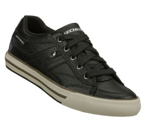 Black Skechers Planfix - Nonstop