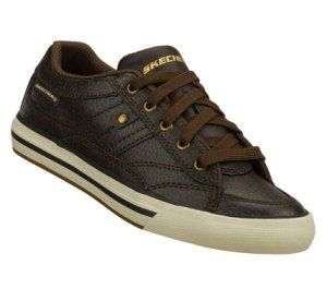 Brown Skechers Planfix - Nonstop