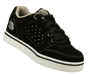 Black Skechers Kelp - Kickturn