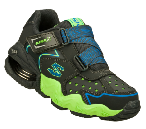 GreenGray Skechers Mega Flex: Alkali - Hazed