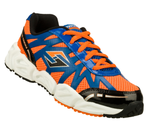 OrangeBlue Skechers Air-Mazing Kid: Aero Flex - Aversion