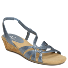 A2 by Aerosoles Chewniper Blue Patent