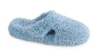 New Blue Acorn SHAGGY SPA SCUFF