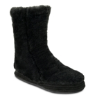 Black Bear Acorn Tex Bootie