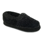 Acorn Textured Moc Black Bear