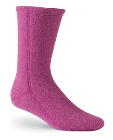 Acorn VersaFit Sock  Berry Heather