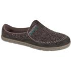 Charcoal Heather Acorn Bodi Mule