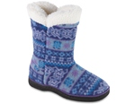 Icelandic Blue Acorn Peek-A-Boot