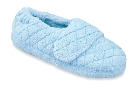 Acorn Spa Wrap Powder Blue