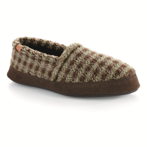 Brown Check Acorn Acorn MOC