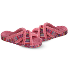Acorn Taylor Spa Cross Band AZALEA STRIPE