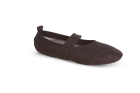 Black Acorn Tech Travel Mary Jane Slippers