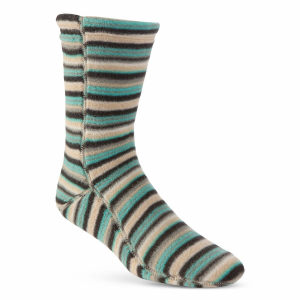 Neutral Fun Stripe Acorn Versa Fit