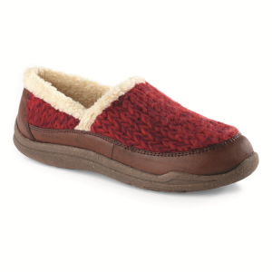 Cranberry Acorn Wearabout Moc with Firmcore
