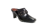 Aerosoles Cinch Worm Black Leather