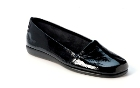 Aerosoles Mr Softee Black Patent