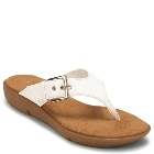 Aerosoles Tex Mex White Leather