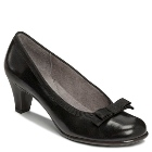 Aerosoles Playhouse Black Leather