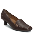 Aerosoles Magical Power Dark Brown Leather
