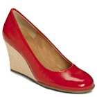 Aerosoles Plum Tree Red Patent