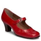 Aerosoles Caricature Red