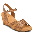 Aerosoles Lighthearted Tan Snake