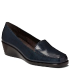 Aerosoles Final Exam Navy Leather