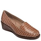 Aerosoles Final Exam Taupe Croco