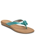 Aerosoles Branchlet Blue Green