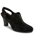 Aerosoles Role Back Black Suede
