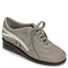 Aerosoles Air Cushion Grey Leather