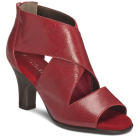 Aerosoles Argintina Red Leather