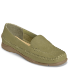 Aerosoles Ivory Tree Light Green Nubuck