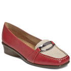 Aerosoles Medley Red Leather