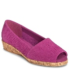 Aerosoles Sprig Break Purple Suede