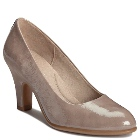 Aerosoles Tapestry Grey Patent