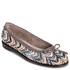 Aerosoles Teashop Grey Zig-Zag