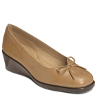 Aerosoles Tempire State Light Tan Leather