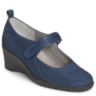 Aerosoles Tornado Dark Blue Fabric