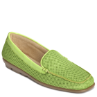 Aerosoles Web Browser Bright Green Fabric