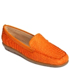 Aerosoles Web Browser Orange Fabric