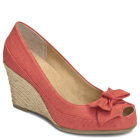 Aerosoles Well Wisher Coral Fabric