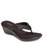 Aerosoles Wide Eyes Black Sequin