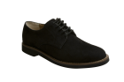 Bass Buckingham Black Suede