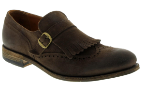 Dark Brown Suede Blackstone DM09